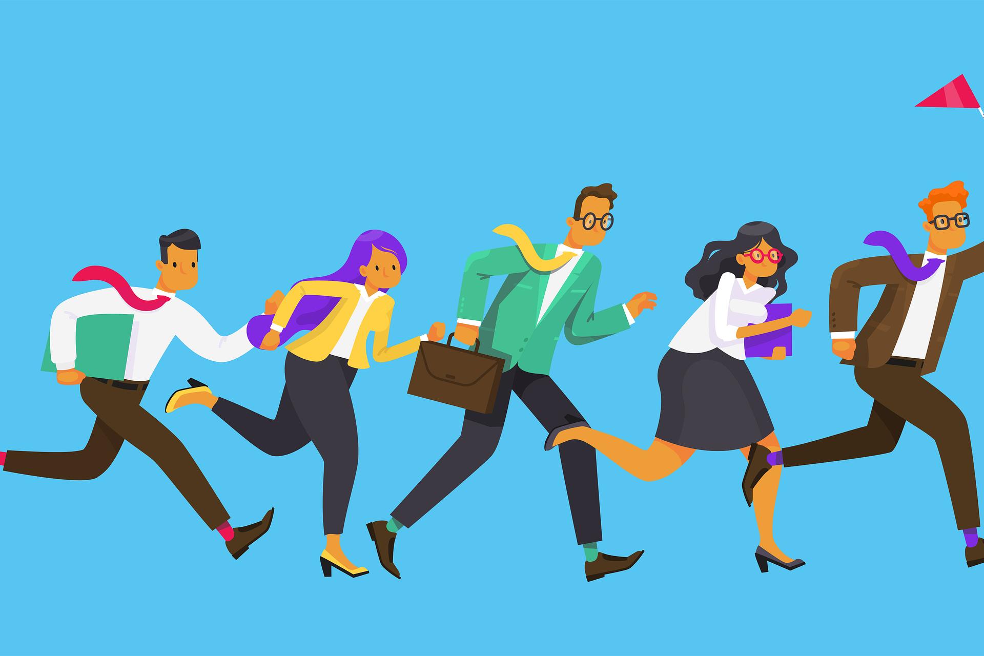Koçluk eğitimi alanlar kurum içi rekabette fark atıyor
